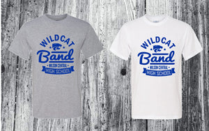 Wildcat Band Short Sleeve