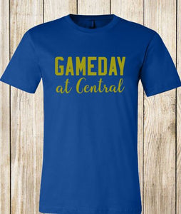 GAMEDAY at Central (Blue)