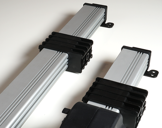 Standard linear actuators for smart home use