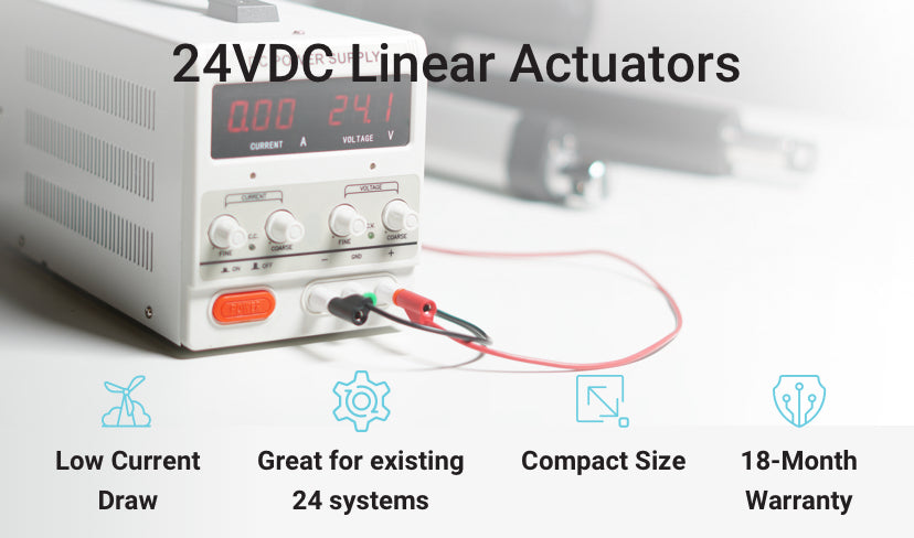 24v linear actuators