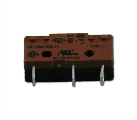 Photo of limit switch for linear actuators