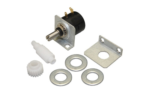 Photo of the potentiometer set - PA-14P Models by Progressive Automations