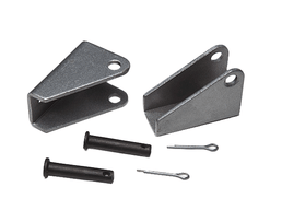 Mounting Brackets Set - 2 Brackets for PA-15