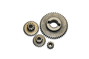 Metal Motor Gears - PA-14 Models - 50 lbs and 150 lbs