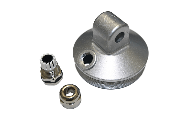 Aluminum Bottom Cap - PA-15 Models