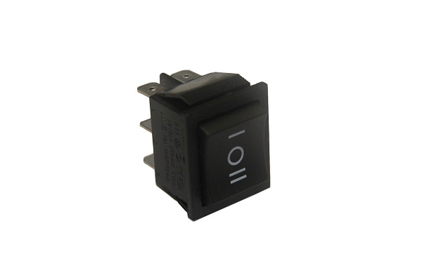 Rocker Switch - Momentary/Non-Momentary - 10A