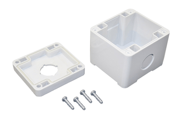 Enclosure Box for Turn/Key Switches