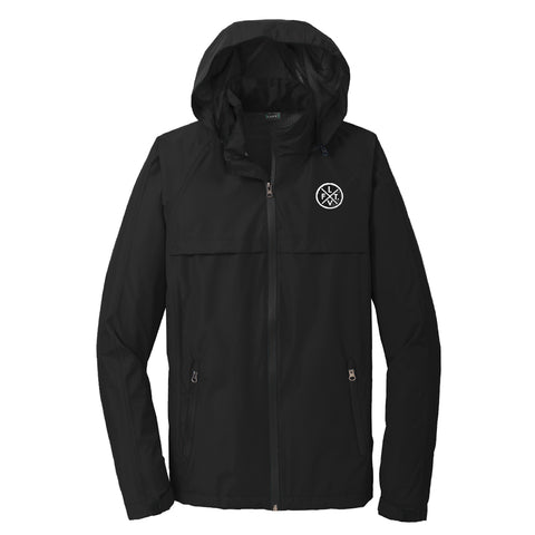 LVFT Shell Jacket - Black