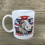 Barn in the USA 11 oz Coffee Mug