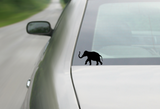 Elephant Vinyl Decal