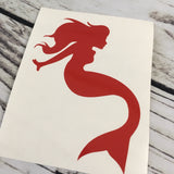 Mermaid Vinyl Decal