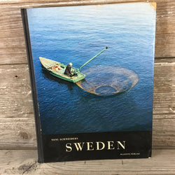 Sweden: a Rhapsody in Pictures Book