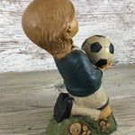 Vintage Black and Tan Dachshund Drinking Glass