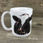 Holstein Cow Coffee Mug