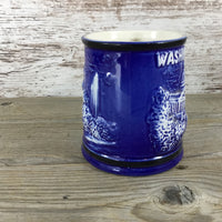 1976 Goebel Charlot Byj Christmas Plate Rodental West Germany Boy & Teddy Bear