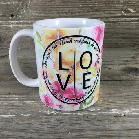 Love Religious 11 oz Coffee Mug