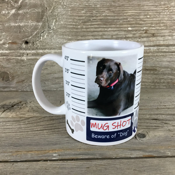 Personalized Dog Mug 11 oz Coffee Mug