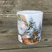 Peace on Earth Christmas Mug