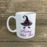 Resting Witch Face 11 oz Mug