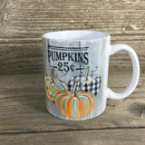 Fall Pumpkin Mug
