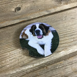 Personalized Car Coaster