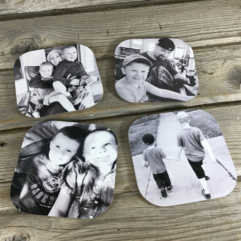 Personalized Coasters Set of 4