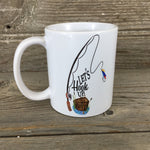 Let's Hook Up 11 oz Coffee Mug