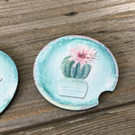 Cactus Car Coasters