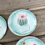 Cactus Hardboard Coasters Set of 4