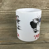 'Merica Cow Coffee Mug 11 oz