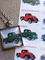1948 Ford F-1 Necklace