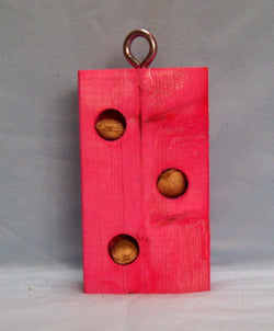 Gonzo's Foraging Block Medium Bird Toy