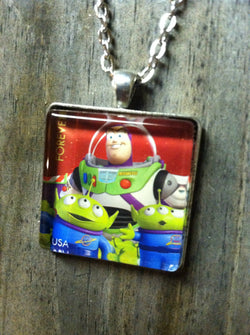Buzz Lightyear Necklace