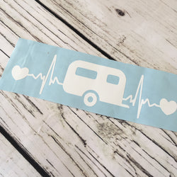 Camper Lifeline Decal