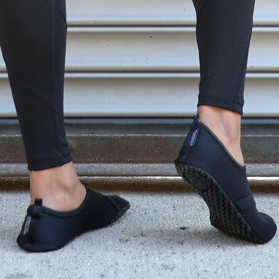 FitKicks Women, All Black