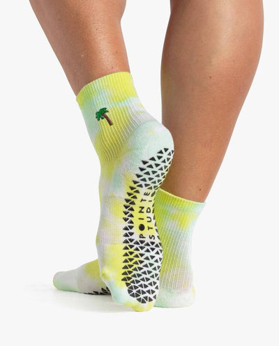 Jamie Ankle Sock with grip sole