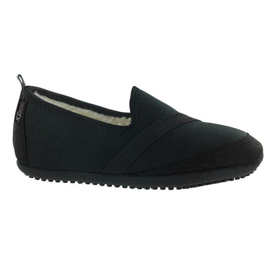 Kozikicks Slippers, Black