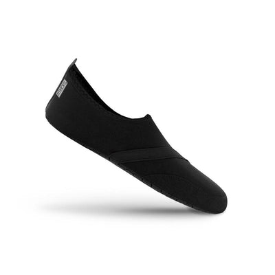 FitKicks Mens, Plain Black