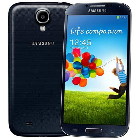 Samsung Galaxy S4. 16GB Storage. Unlocked for GSM Networks. (pre-owned)