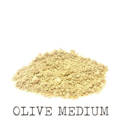 Olive Medium Mineral Foundation
