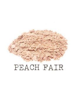 Peach Fair Mineral Foundation