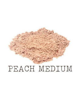 Peach Medium Mineral Foundation