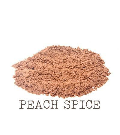 Peach Spice Mineral Foundation