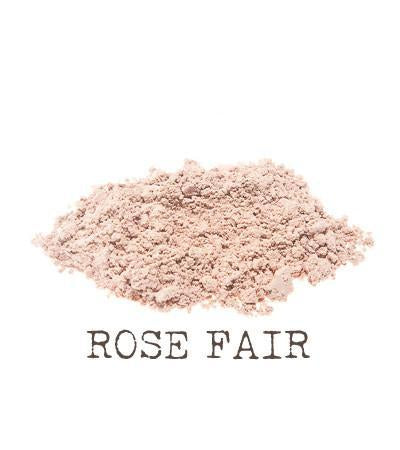 Rose Fair Mineral Foundation