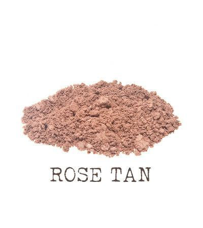 Rose Tan Mineral Foundation