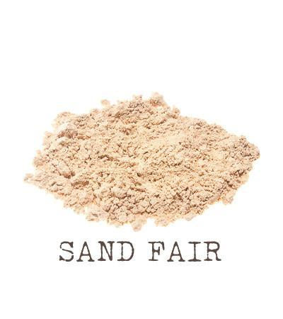 Sand Medium Mineral Foundation