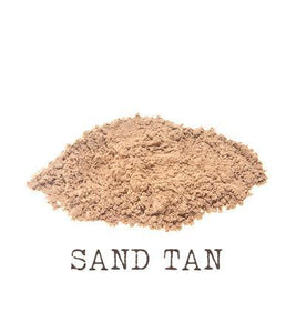 Sand Tan Mineral Foundation