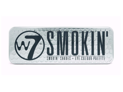 W7 Smokin' Eye Colour Palette
