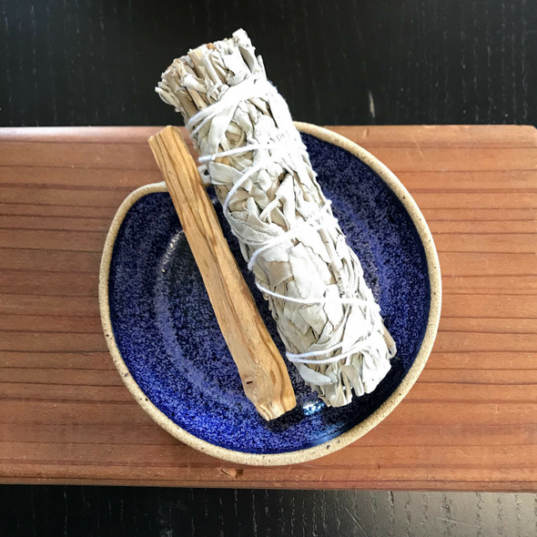Incense & Smudge Dish