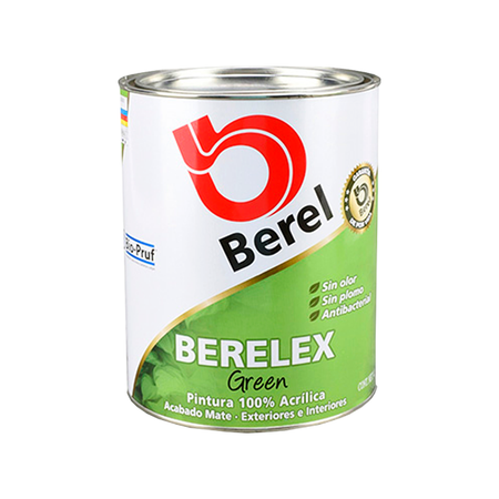 Pintura Berelex Green 1Lt